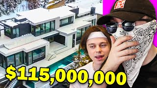 reacting to insane houses we can't afford