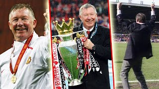 Sir Alex Ferguson's Greatest Reactions To Goals