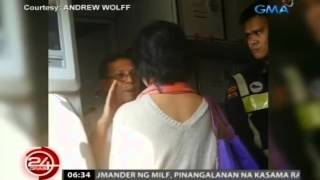 24 Oras: Melissa Mendez, pinababa ng eroplano matapos umanong saktan at murahin ang ilang plane crew