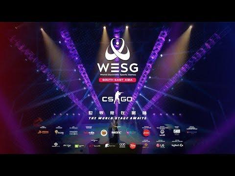 🔴LIVE: [Vietnamese] Đồng hành cùng đội tuyển Việt Nam tại WESG 2018 | SEA Qualifier
