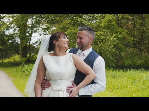 Sophie & Pete's Wedding Film - Cottrell Park