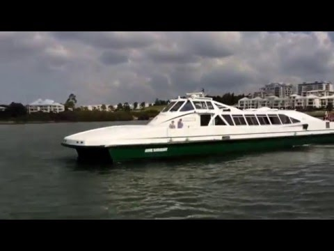 Sydney Ferries On Location Episode 2: Circular Quay To Olympic Park Highlights