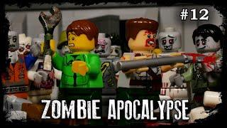 LEGO Мультфильм Зомби Апокалипсис 12 серия / 2 Сезон / LEGO Zombie Apocalypse