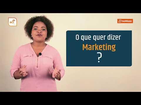 O que quer dizer marketing ?