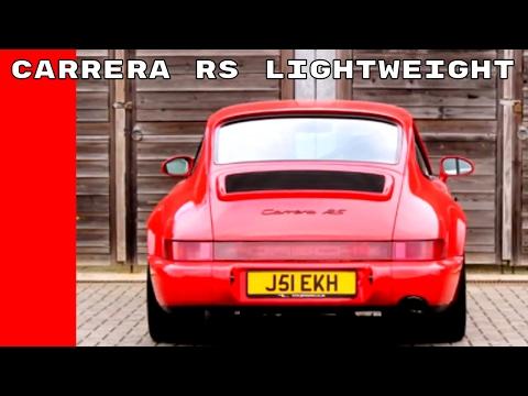 Rare 1992 Porsche 911/964 Carrera RS Lightweight