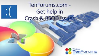 TenForums.com - How to use the DM Log Collector tool
