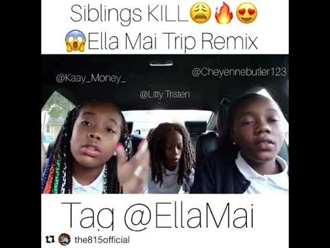 The 815 Ella Mai Trip Remix
