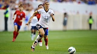 Alex Morgan Skills Goals