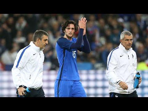 France midfielder Adrien Rabiot's refusal to be World Cup reserve 'massive mistake' - Didier Descham