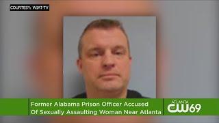 Georgia Police Investigating Ex-Alabama Officer In Sex Crimes