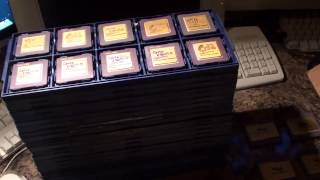 Gold Ceramic CPUs bought for £20 (US $30)