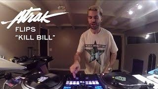 a trak flips kill bill