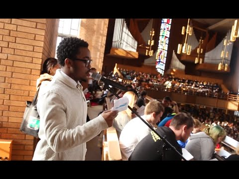 2015 MLK Celebration at Valparaiso University