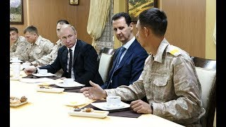 Cold War foes both declare victory in war against ISIS in Syria thumbnail