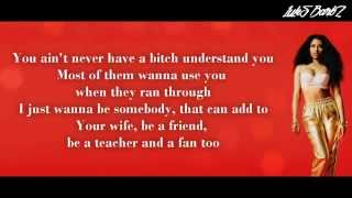 Nicki Minaj - Favorite feat. Jeremih (Lyrics Video) Mp3