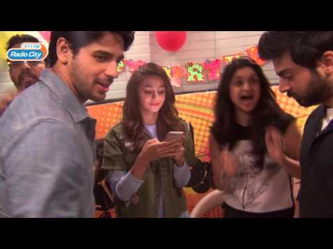 Chulled out surprise for Alia Bhatt by Radio City 91.1 FM !  Mumbai