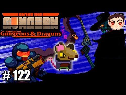 ¡TRANSFORMACIÓN EN LA RATA Y A POR EL LICH! - Enter the Gungeon #122 [AG&D] thumbnail
