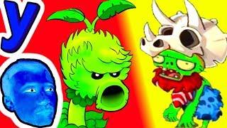 ПРоХоДиМеЦ и ДРЕВНИЙ Грахострел в Мире ЮРСКОГО Периода! #416 Мультик ИГРА - Растения против ЗОМБИ 2