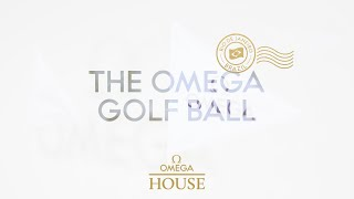 OMEGA House at Rio 2016 - The OMEGA Golf Ball with Sergio Garcia