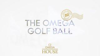 OMEGA House at Rio 2016 - The OMEGA Golf Ball with Sergio Garcia
