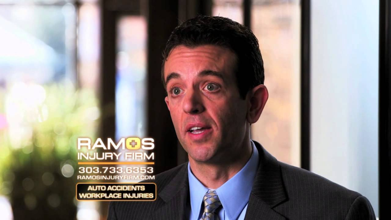 Denver personal injury expert lawyer brian calandra youtube