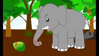 นิทานเรื่อง ช้างเกเร