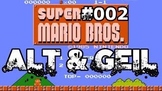 Alt & Geil am Montag - #002 Mario Brothers Bug?! Super Mario Bros. 2/2 - (WiiU Let