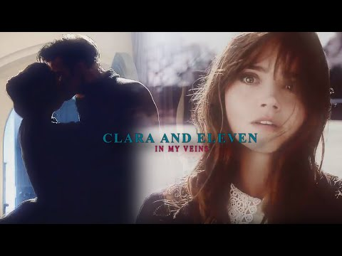in my veins | the doctor+clara  [the time of the doctor]