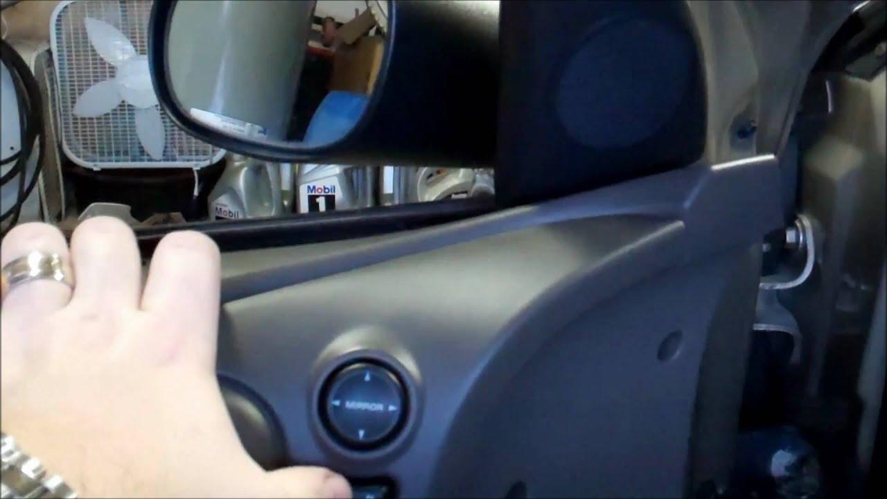 2002 dodge intrepid se driver door panel removal part 2 of 2