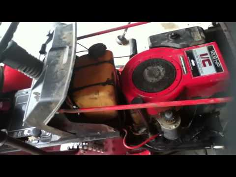 Mtd Lawnflite 400 Series 36 Variable Speed Control