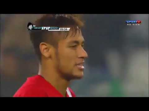 45Metreden Musleraya Gol Atan Neymar!!!!!