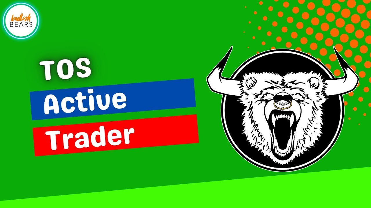 How to use thinkorswim active trader  - vistefatu ga