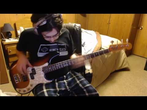 Reel Big Fish- PS I Hate You Bass Cover