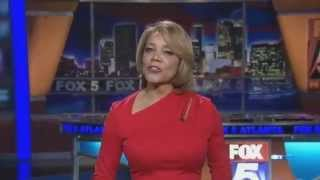 WAGA-TV: FOX 5 News  -Amanda Davis retires {4.25.13}