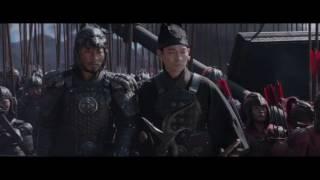 Великая стена - Трейлер (дублированный) 1080p