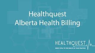 Healthquest Alberta Health Billing