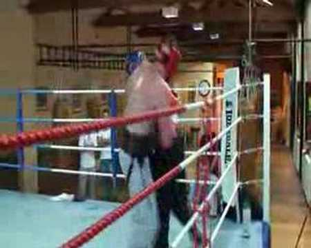 Crolla v Gomez sparring
