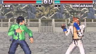 Tekken Advance - I play Tekken Advance for GBA - User video