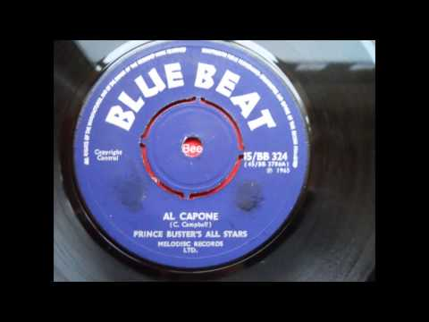 prince buster's all stars - al capone