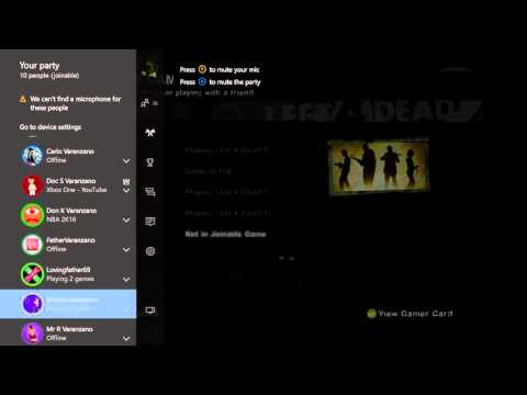 HILARIOUS XBOX LIVE ARGUMENT - ENTIRE PARTY GETS SHUT DOWN