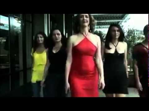 Cougar dating tv advert