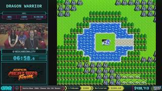 Dragon Warrior by NESCardinaity in 27:19 AGDQ 2018