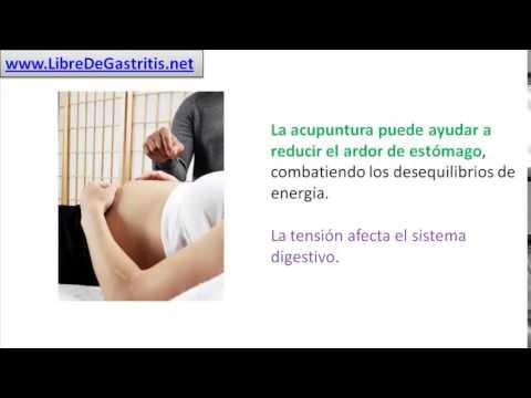 Que se puede tomar para la gastritis estando embarazada