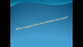 Gambar cover How to Check Airbnb Login History for Your Account
