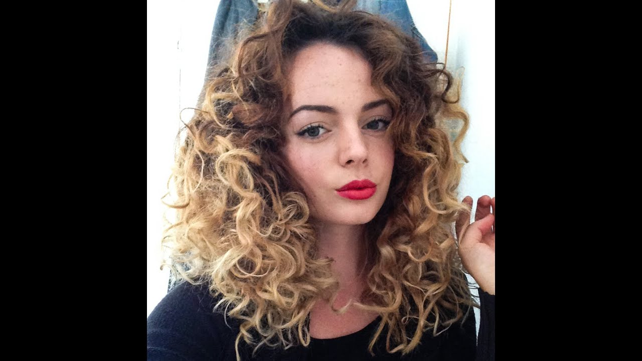 Ella Eyre Hair And Make-up Tutorial Part 1 - YouTube