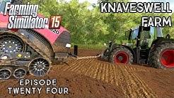 Let's Play Farming Simulator 2015 | Knaveswell Farm | Episode 24
