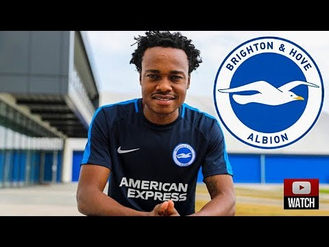 Percy Tau 2018 • Welcome to Brighton & Hove Albion F.C.•The Best Skills & Goals HD thumbnail