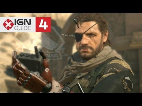 Metal Gear Solid 5 S-Rank Walkthrough - Episode 01: Phantom Limbs, pt 1