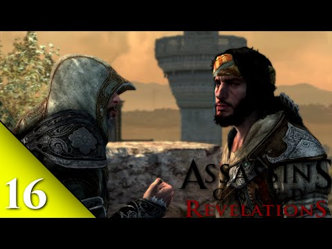 Assassin's Creed: Revelations | Part 16 - Ezio, The Lute Player