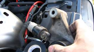 2008 scion xb gen 2 serpentine belt tensioner replacement 2 4l